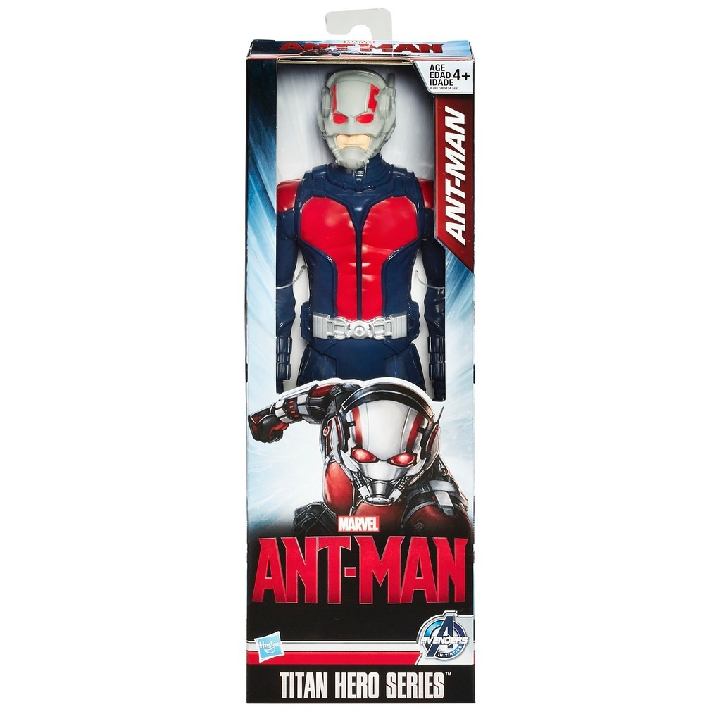 Ant-Man Vilões