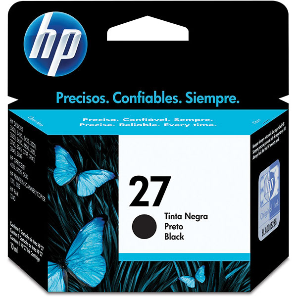 Cartucho Original - Hp 27