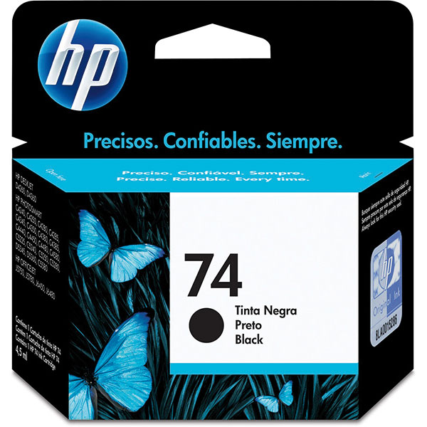 Cartucho Original - Hp74