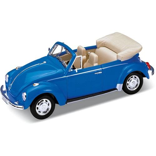 Carrinho Welly Carro 1/34 VW