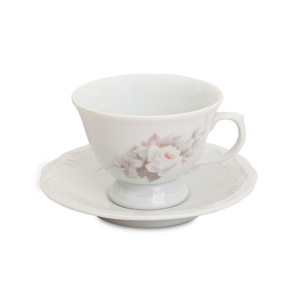 Estojo c/ 06 Xícaras de Chá