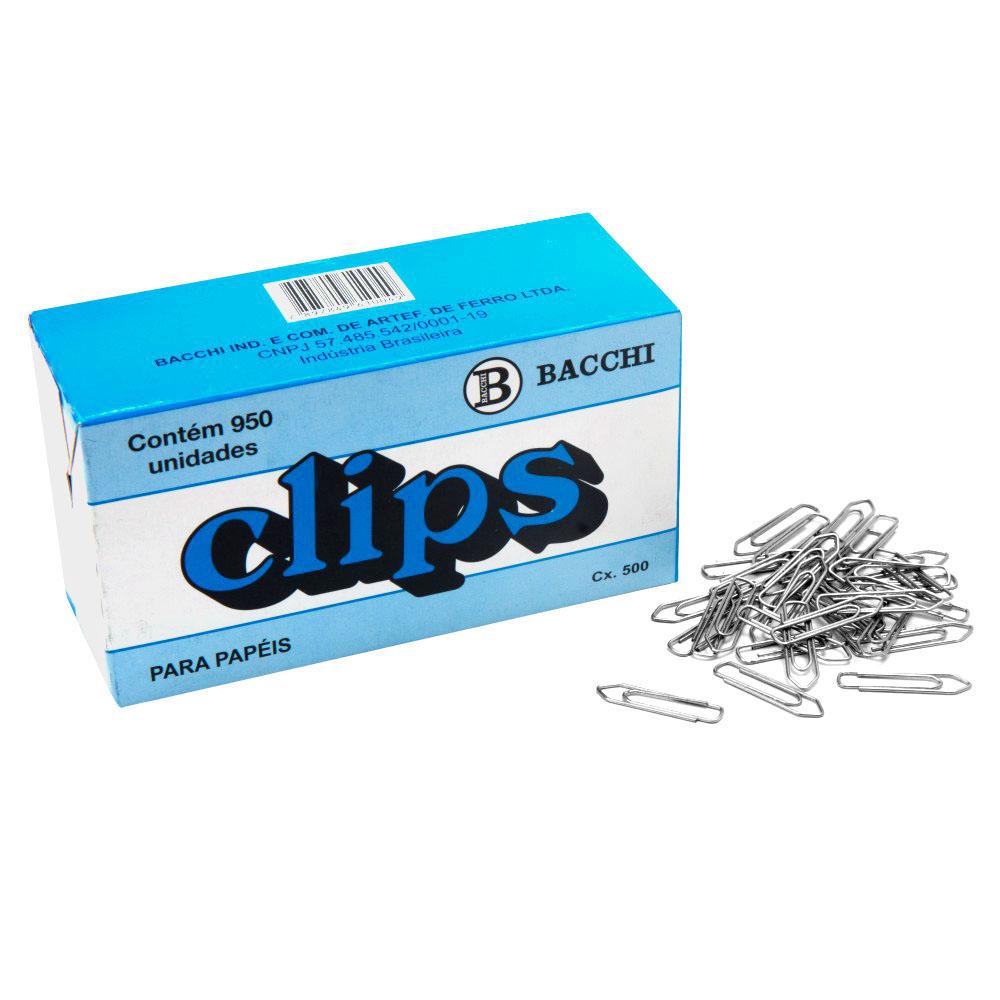 Clips Niquelados