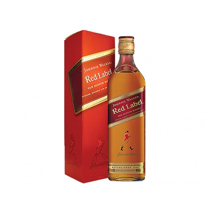 Whisky Red Label 500 ML