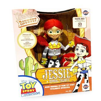 Tystry Jessie c/ som
