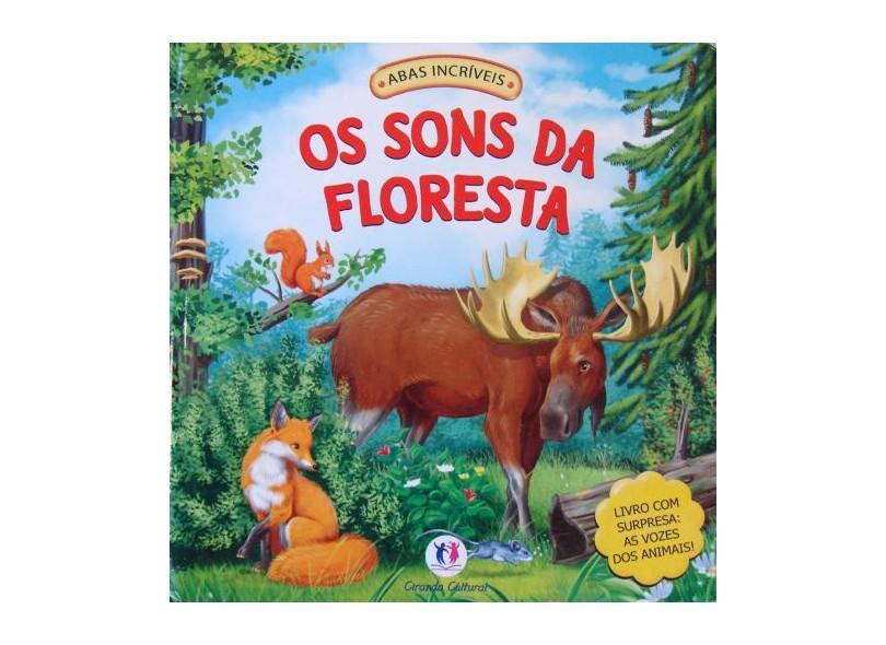 Livro Os sons da floresta - Ciranda Cultural