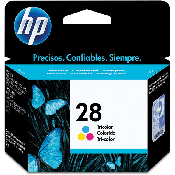 Cartucho Original - Hp 28