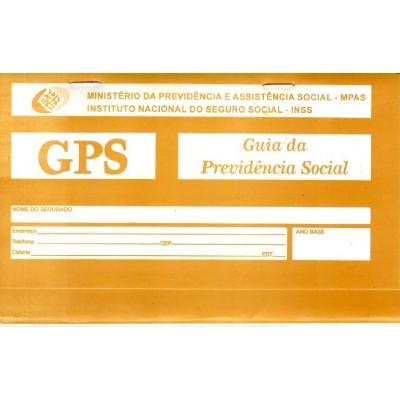Carne GPS - INSS