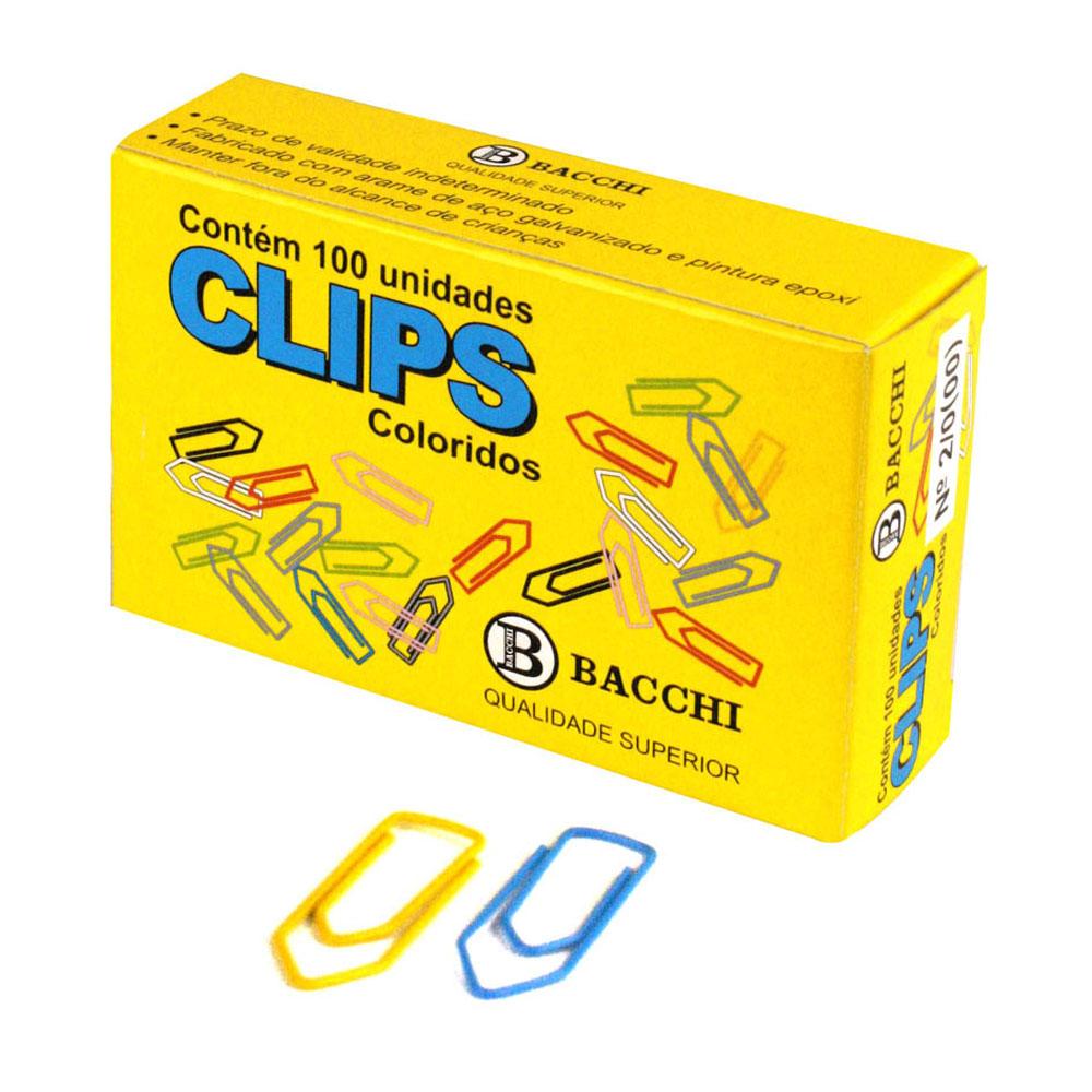 Clips Colorido