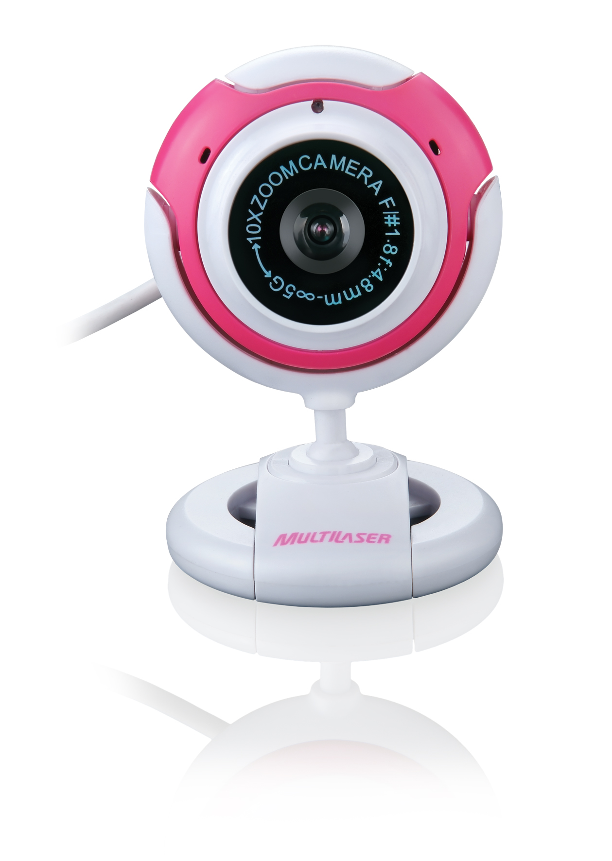 Webcam Multilaser - Wc042