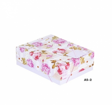 Caixa de Presente Floral