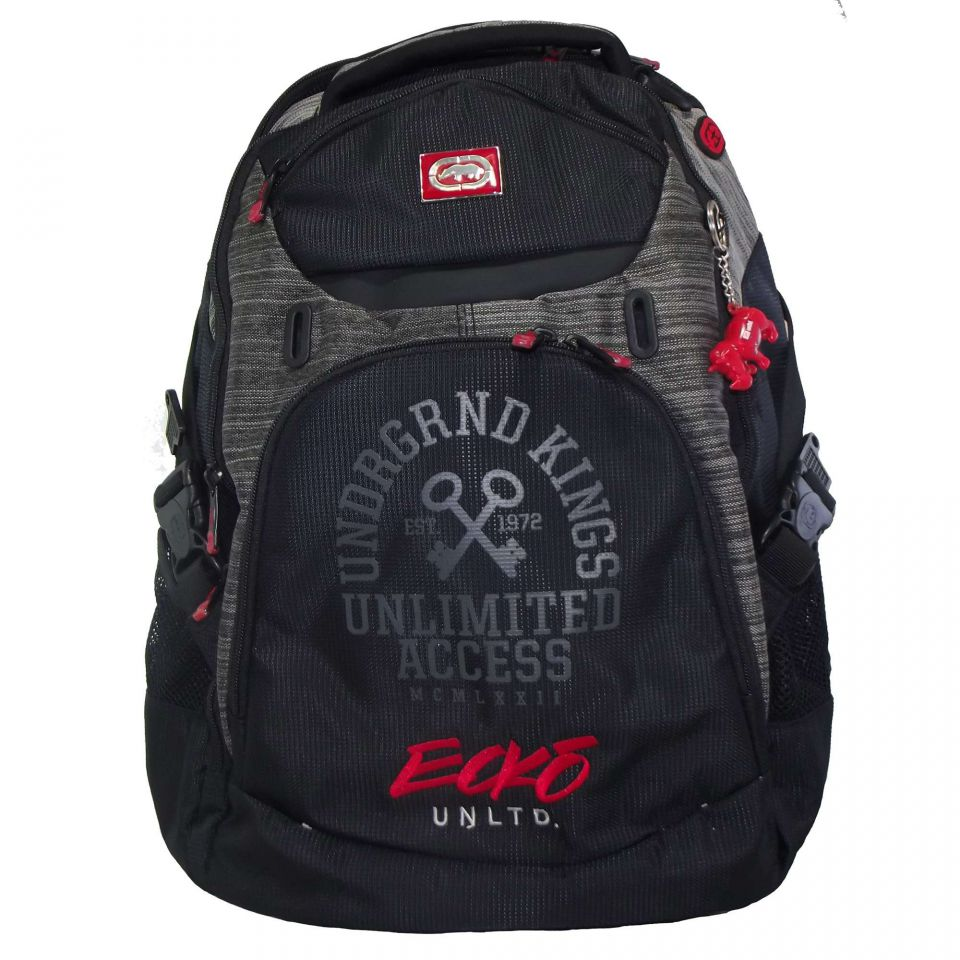 Mochila Escolar Ecko - Holly
