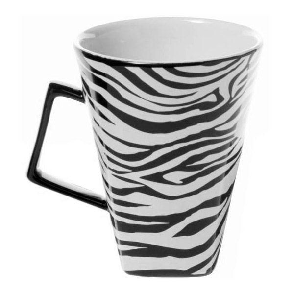 Caneca Savana Zebra 350ml