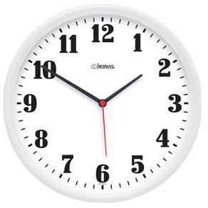 Relógio de Parede Branco Fosco