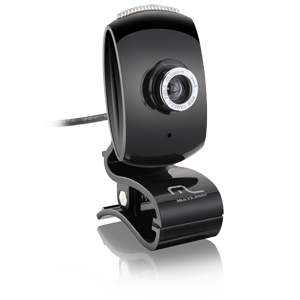 Webcam Multilaser - Wc046